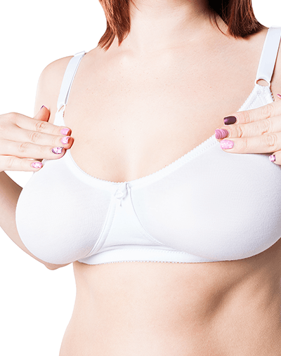 Breast reduction surgery at Allure Cosmetic Clinic in Toowoomba.