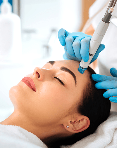 Hydrafacial treatment in Allure Cosmetic Clinic & Medispa Toowoomba.
