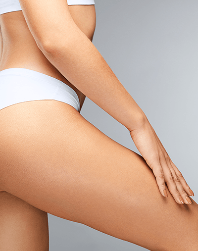 Thigh reduction at Allure Clinic.
